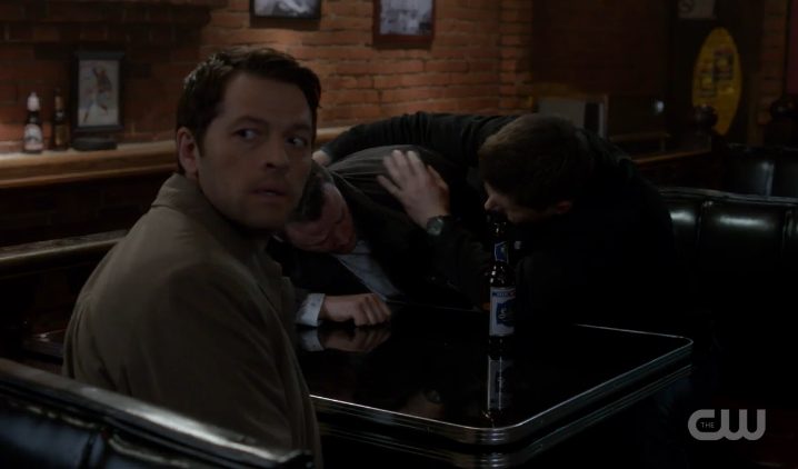 Dean, you are attracting too much attention...
